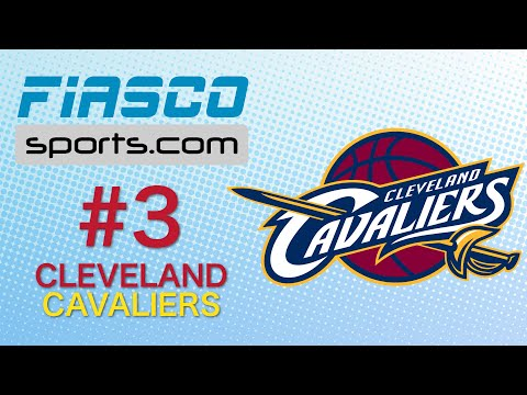 Fiasco Sports 2014/15 NBA Season Preview: Cleveland Cavaliers - Rank #3