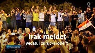 Mossul: Irak meldet Rückeroberung