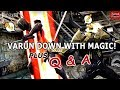 Infinity Blade 3: Varun Down With Magic! Plus Q & A