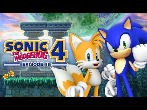 Sonic 4 Episode 2 Gameplay Sylvania Castle Zone Xbox One 1080p 60fps Youtube