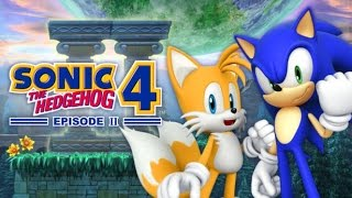 Sonic 4 Episode 2 - Gameplay | Sylvania Castle Zone [Xbox One / 1080p 60fps]