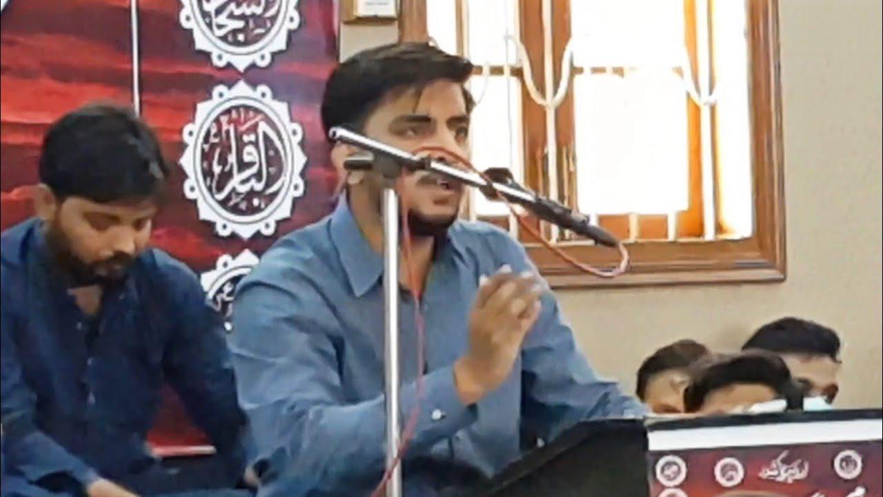 Zindagi Nahi Ati | Ahsan Kazmi | 09 Saffar 2020 | Imamia Markazi Trust Latifabad no9 Hyderabad Sindh