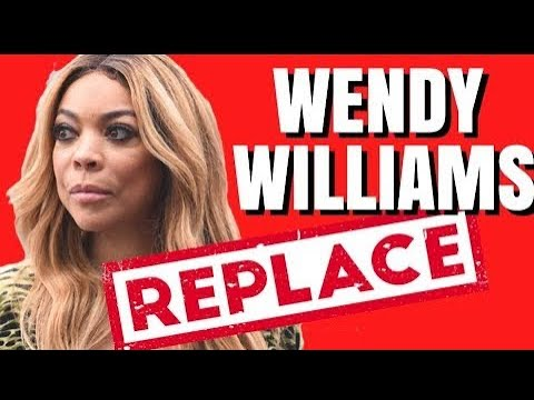 Wendy Williams Show\' PRODUCERS \'Scrambling\' To REPLACE HER After HEALTH CRlSlS?