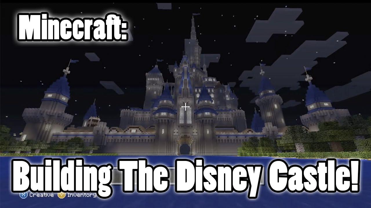Build A Castle Minecraft Xbox