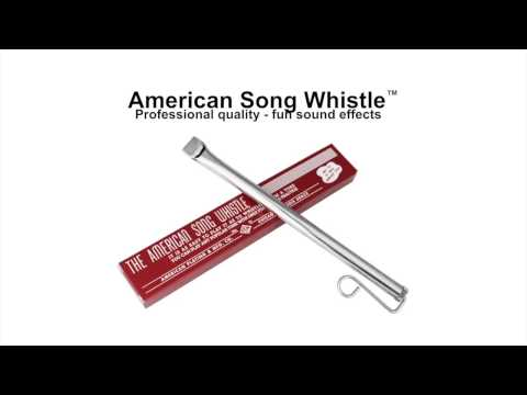American Song Whistle by Woodstock Chimes