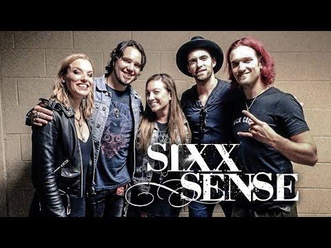Sixx Sense Interviews Halestorm
