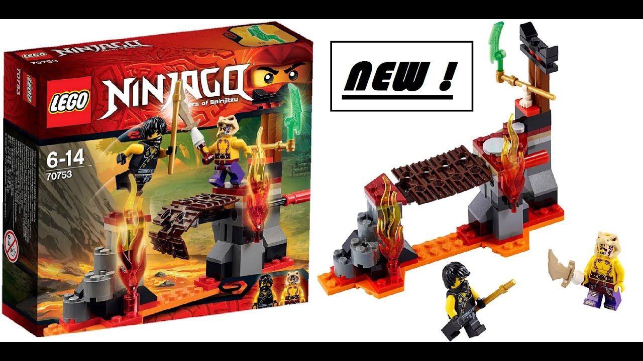 ninjago les chutes de lave 2015 4k lego ninjago 2015 4k vido