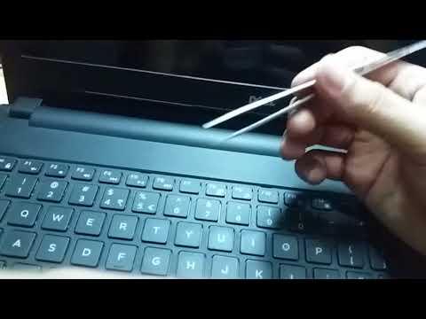 Hướng Dẫn Thay Bàn Phím Laptop Dell Dell Vostro 3558