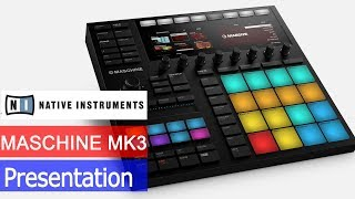 Maschine MK3 First Look
