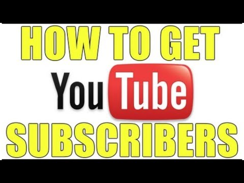 HOW TO GET INSTANT YOUTUBE SUBSCRIBERS
