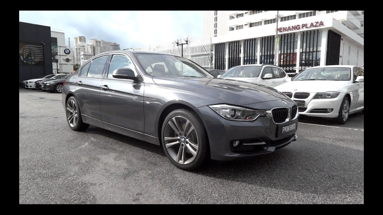 BMW I Sport Line F StartUp And Full Vehicle Tour - Bmw 328i sport