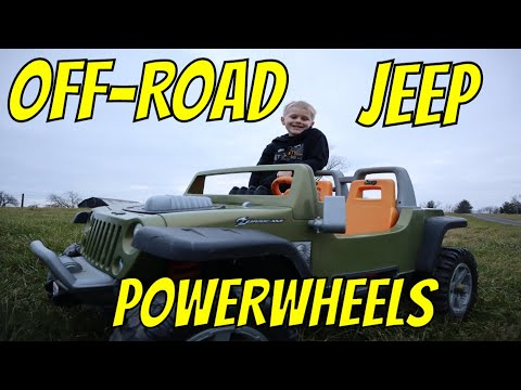 Gasoline Powered Jeep Hurricane Project  E75