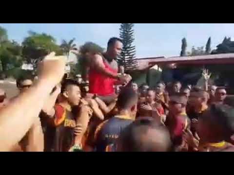 Yel Yel Sparka Kopassus TNI AD