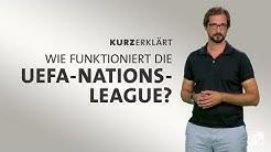 #kurzerklärt: Wie funktioniert die UEFA Nations League?