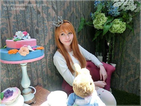 Perhaps Rabbits ร้านกาแฟน่ารัก ที่พาทุกคนไปสู่ Wonderland ด้วยกัน ❀ Misasaki in Wonderland