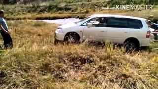 Honda Odyssey 2.3 4wd. Бездоріжжя