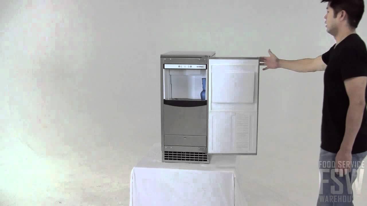 ice o matic self contained ice machine gemu090 - Ice O Matic Ice Machine