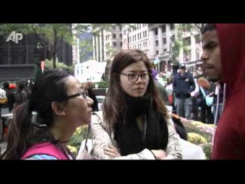 Occupy Wall Street: A Tourist Draw