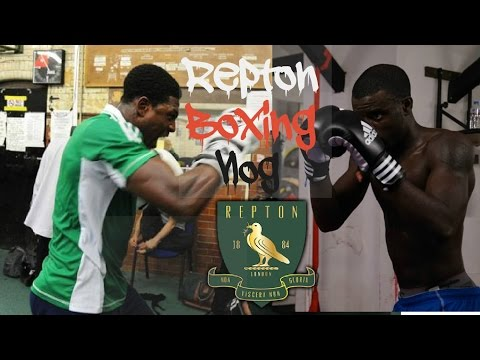 Repton Boxing Club London with Umar Sadiq (Abnormal Fitness Vlog)