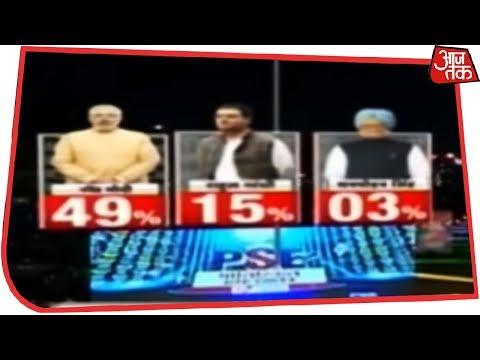 पुलवामा के बाद 49% लोगों ने माना, आतंकवाद से निपटने में मोदी सबसे सक्षम   Political Stock Exchange