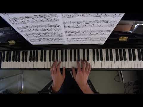 Trinity TCL Piano 2021-2023 Grade 5 No.8 Beach Pantalon Op.25 No.3 by Alan