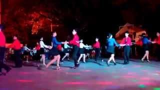 SWING. PUPSJ P.E DANCE COMPETITION 2015