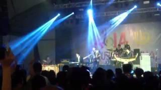 กรี๊ดสนั่นBoy Thai Band@Asia Music Festival2013