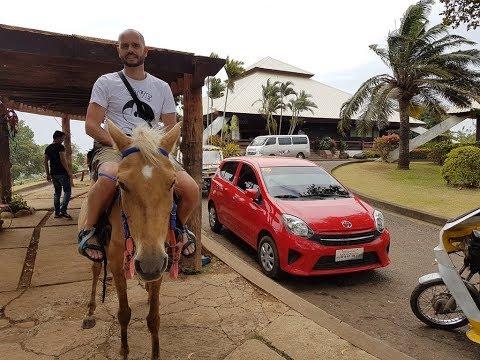 Mithras ranch horse back riding. Puerto Princesa. Palawan, Philippines.