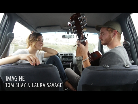 Imagine (Cover)   Tom Shay and Laura Savage