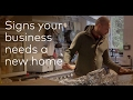 Outgrowing your home business