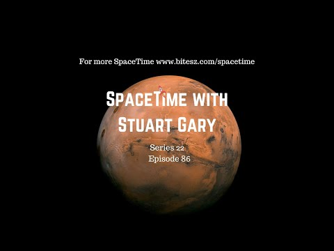 Unexplained Martian Oxygen Levels | SpaceTime with Stuart Gary S22E86 | Astronomy Science Podcast