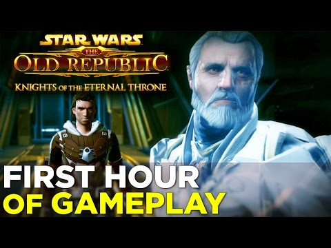 Star Wars: The Old Republic – Knights of the Eternal Throne CHAPTER ONE Gameplay
