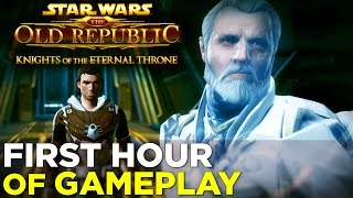 Star Wars: The Old Republic - Knights of the Eternal Throne CHAPTER ONE Gameplay