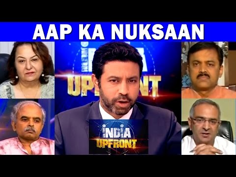 Arvind Kejriwal Wants The Public To Pay For Him? | India Upfront With Rahul Shivshankar