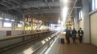 東北新幹線 はやぶさ19号 新青森行き H5系 2020.01.04