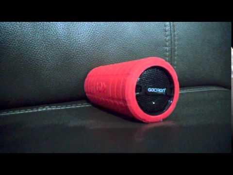 Mini Acoustic MP3 Outdoor Speaker