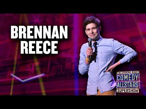 Brennan Reece - 2017 Opening Night Comedy Allstars Supershow