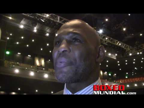 Bernard Hopkins talks Kovalev-Ward 2 and why he believes there will be a 3rd fight
