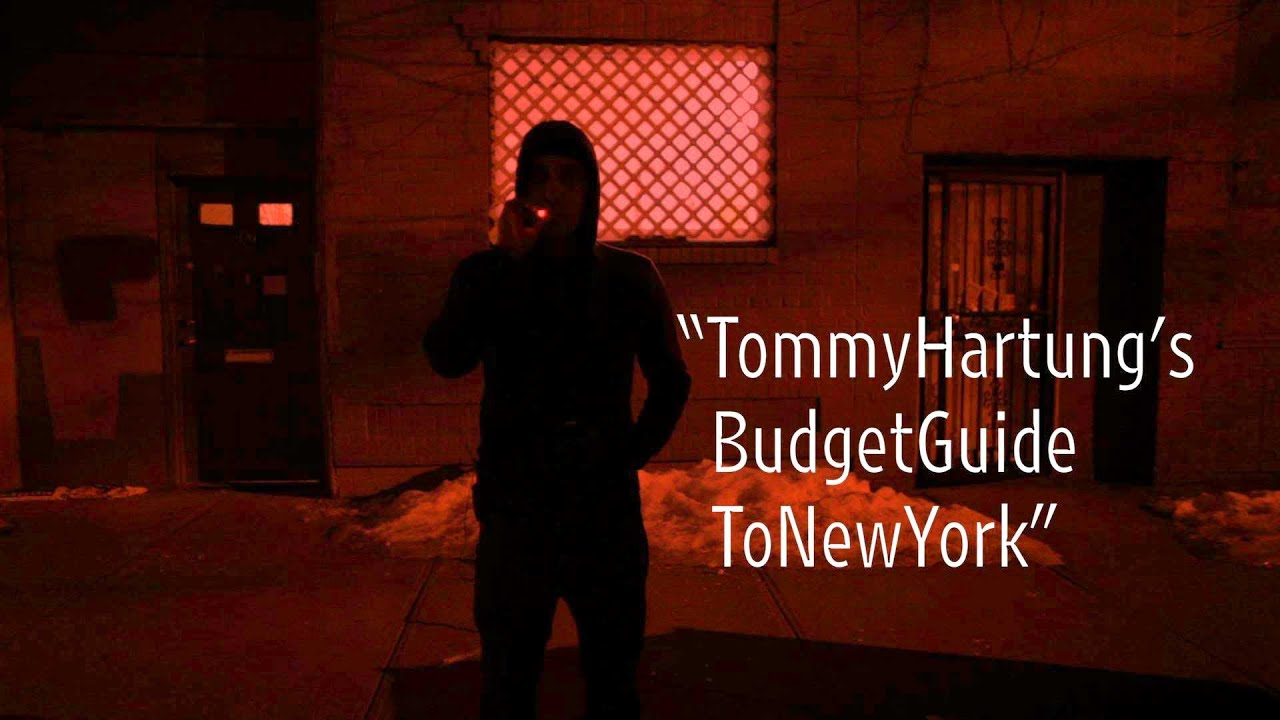Tommy Hartung's Budget Guide to New York | New York Close Up | Art21