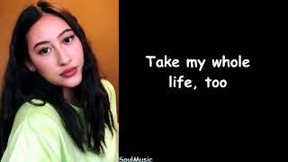 Alexandra Porat - Can't Help Falling In Love Cover (Lyrics)