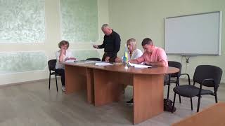Засідання конкурсної комісії на заміщення посади директора Тернопільської класичної гімназії ТМР