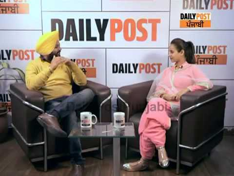 Sunanda Sharma Interview with Daily Post Punjabi