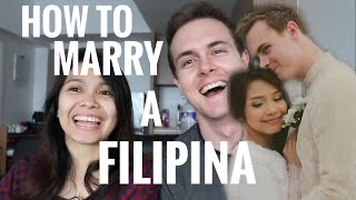 How to get married to a Filipino in the Philippines