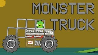 [Bad Piggies] Monster Truck