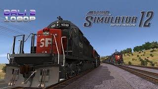 Dali Classics - Trainz™ Simulator 12 PC Gameplay