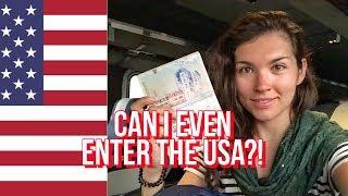 Crossing the USA Border with Syrian, Yemeni, Iraqi Passport Stamps