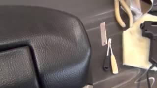видео ремонт торпеды ваз 2106