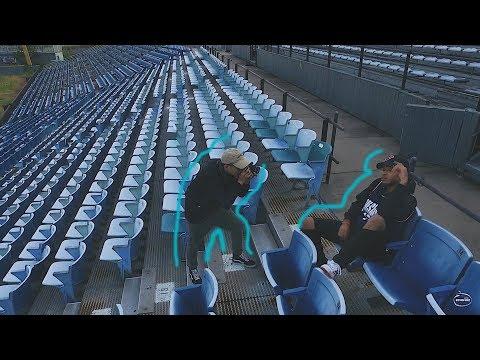WE SNUCK INTO A ABANDON STADIUM! | BTS SHOOT