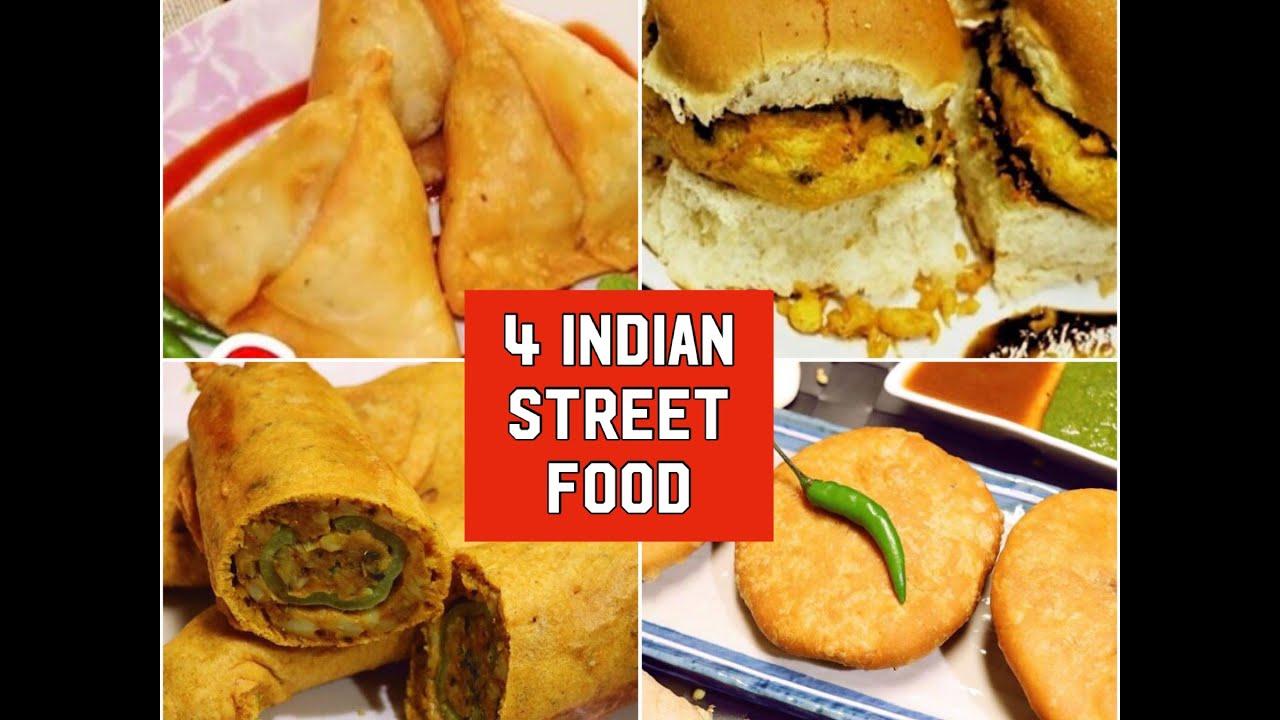 Indian Street Food Recipes | Indian Snacks Recipes | Easy Evening Tea Snacks by Priyanka Rattawa