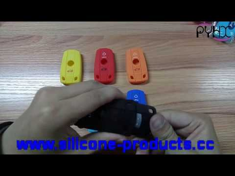 Online WHOLESALE silicone car key cover for BMW X1 X3 X5 X6 X7